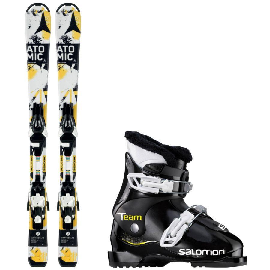 Ski equipment for children