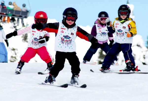 Ski equipment for children